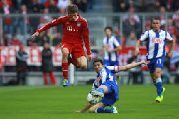 Preview Pertandingan Hertha Berlin Vs Bayern Munich