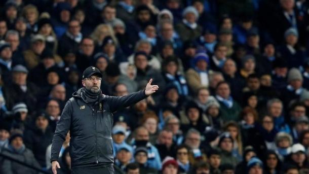 Klopp Bersyukur Liverpool Masih Dipuncak Klasemen