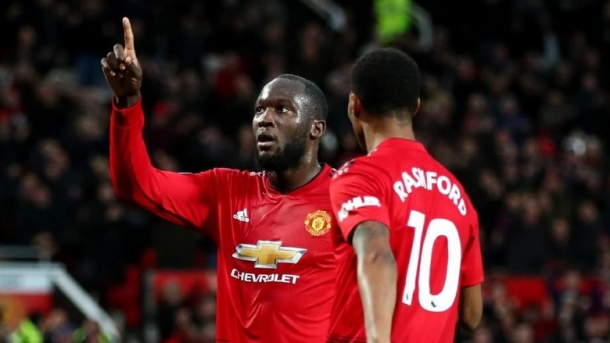 Lukaku Lawan Rashford Di Lini Depan United