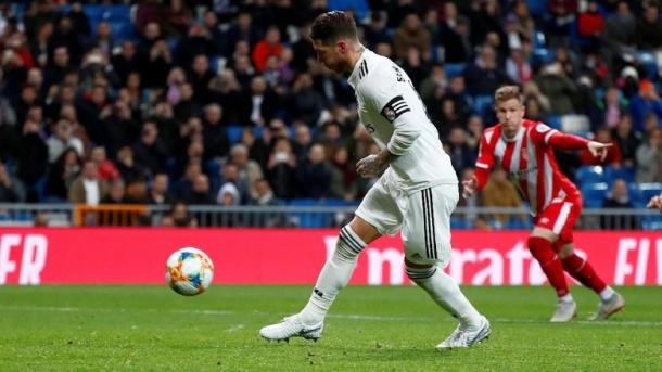Ramos Masih Sempurna Jadi Penendang Penalti Menggantikan Ronaldo