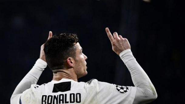 Allegri Heran Ronaldo Bisa Mencetak Hat-trick