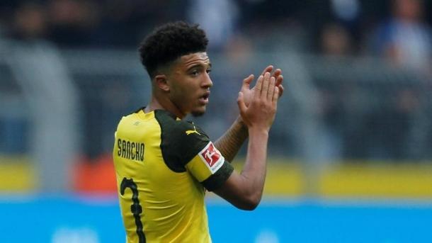 Dortmund Sebut Ketertarikan United Kepada Sancho Masih Belum Relevan