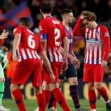 Atletico Kini Ditempel Dekat Oleh Madrid Dan Semakin Jauh Tertinggal Dari Barca