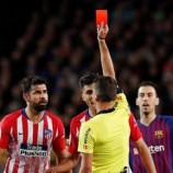 Diego Costa Dikartu Merah Karena Menghina Wasit
