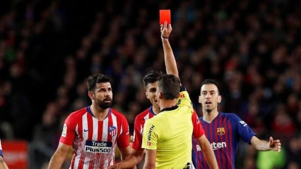 Hukuman 12 Laga Yang Didapatkan Diego Costa