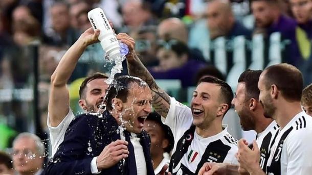 Sudah Sukses Di Liga Italia Namun Kapan Sukses Di Liga Champions?
